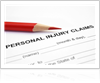 Personal Injury Claim in Tracy